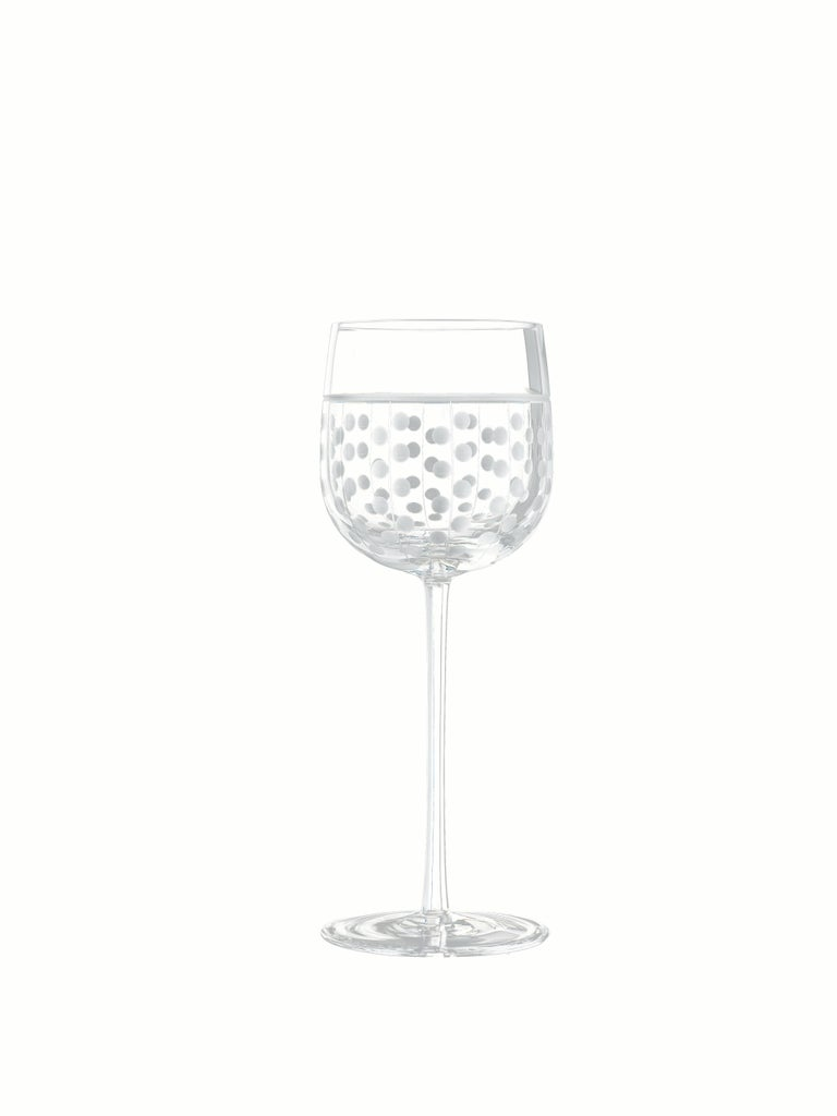 Salviati Nove Set of 6 Wine Assorted Glasses In New Condition For Sale In Venezia, IT