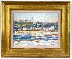 Winter Marsh Wellfleet