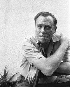 Charles Bukowski (The Poet's Portrait: #1, De Longpre Street Apartment)