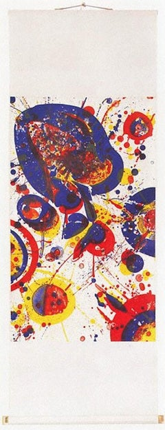 An Other Set - X, Sam Francis