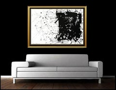 Sam Francis SF.239 Large Color Lithograph Hand SIGNED Original Abstract Artwork