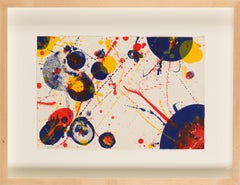 "Sam Francis ""Untitled, Plate 7 from The Pasadena Box Series"", 1964"