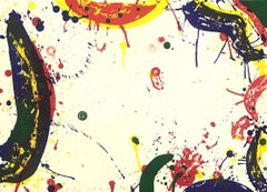 Sun Up - Abstract Expressionism American Art Post War