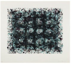 Untitled (Lembark L234), Offset Lithograph Printed on Fabriana Artistico Paper