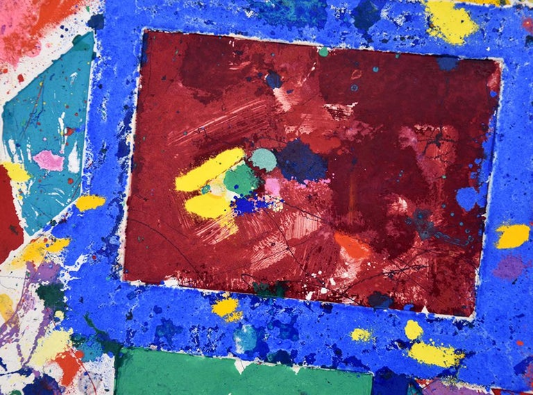 Untitled Monotype For Sale 1