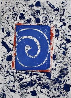 Untitled SFE-003 (Light Blue)- American Post War