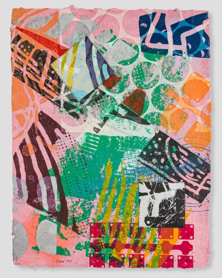 Sam Gilliam Print - Two