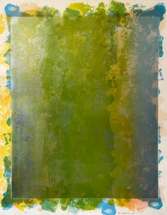 """WAVE"" Limited Edition Print by Sam Gilliam Influential Black Artist"