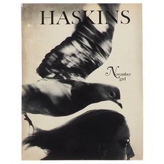 Sam Haskins - November Girl -  Signed 1st Edition 1967