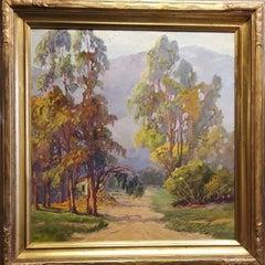 Landscape  Pasadena in CA by Sam Lyde Harris