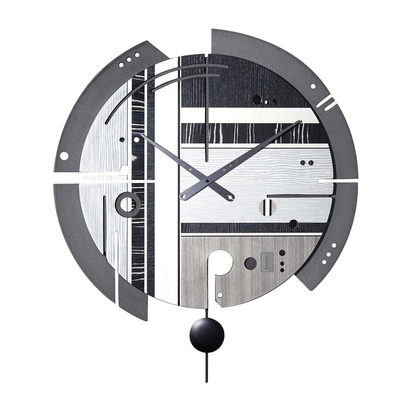 Samada Tech Clock by Arosio Milano
