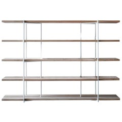 Samedan Bookcase by Act_Romegialli by Fioroni