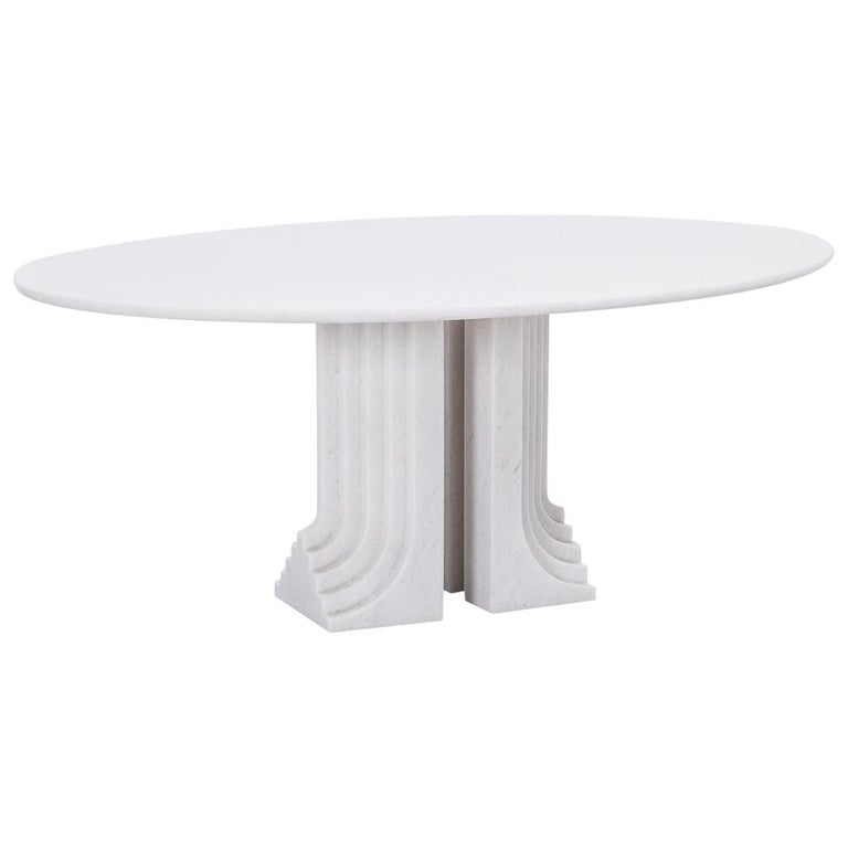 Samo Marble Table by Carlo Scarpa for Simon, Italy, 1970 For Sale