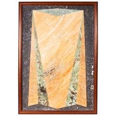 Painter's Stone Texture Sample Board