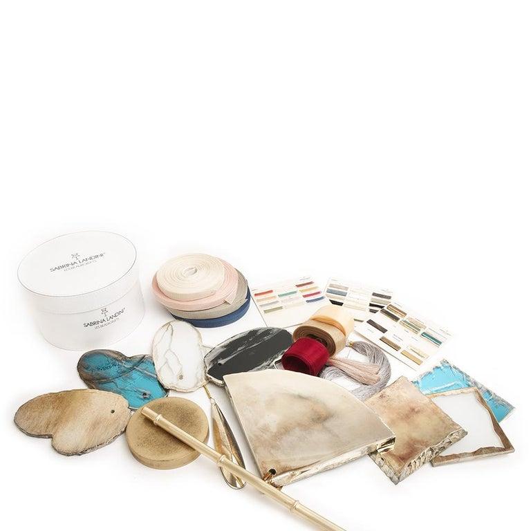 Sabrina Landini sample Hat-box  For Sale 2
