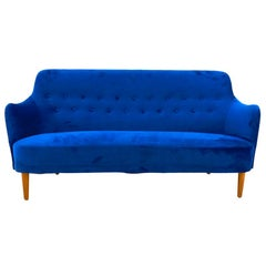 Samsas Sofa by Carl Malmsten for O.H. Sjögren, 1970s
