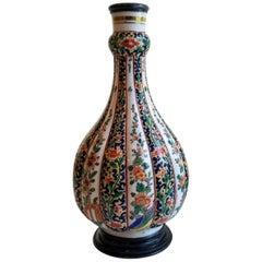 Samson Porcelain for Islamic Market Silver Mounted Bottle