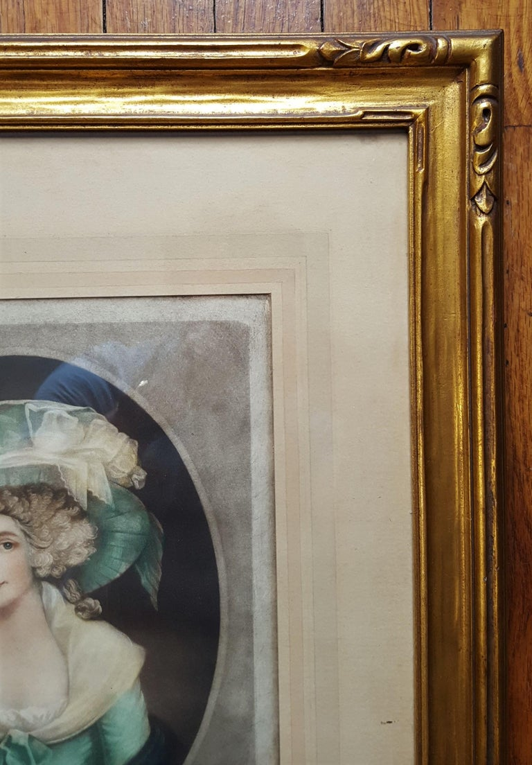 An original signed mezzotint engraving on wove paper by English artist Samuel Arlent Edwards (1862-1938) titled