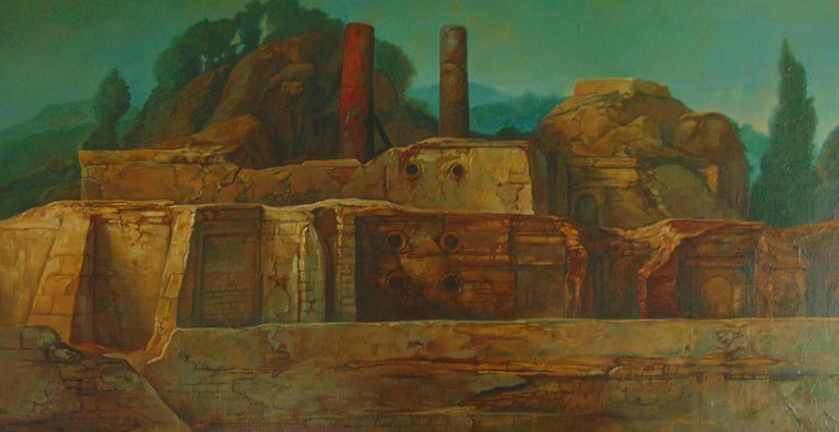 Surrealistic Landscape For Sale 2