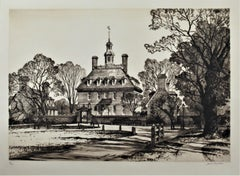 The Governor Palace, Williamsburg Serie