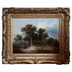 Samuel David Colkett A Norfolk Landscape