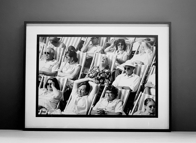 Bandstand, Eastbourne - Black & White Photography Triptych For Sale 2