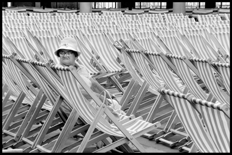 Bandstand, Eastbourne - Black & White Photography Triptych For Sale 5