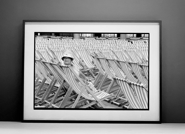 Bandstand, Eastbourne - Black & White Photography Triptych For Sale 6