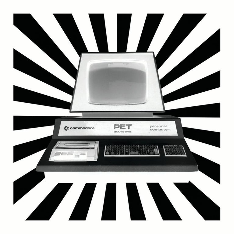 Samuel Field Print - Space - Personal Computer Series