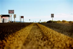 Bruno's Motel - Samuel Hicks, Travel Photography, United States, Landscapes