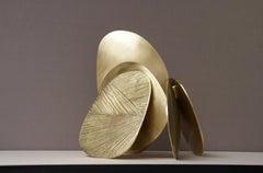 Samuel Latour - Éclat - Original Bronze Sculpture