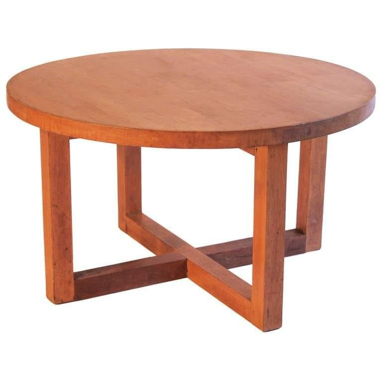 Samuel Marx 1950s Quigley Coffee Table