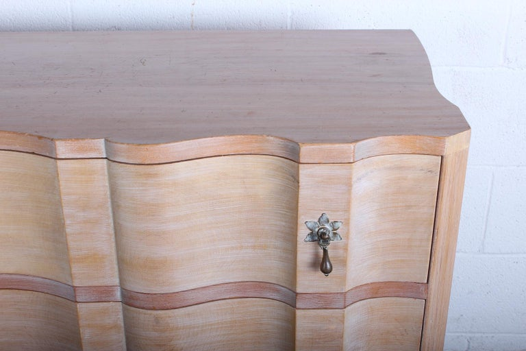 Wood Samuel Marx Chest of Drawers For Sale