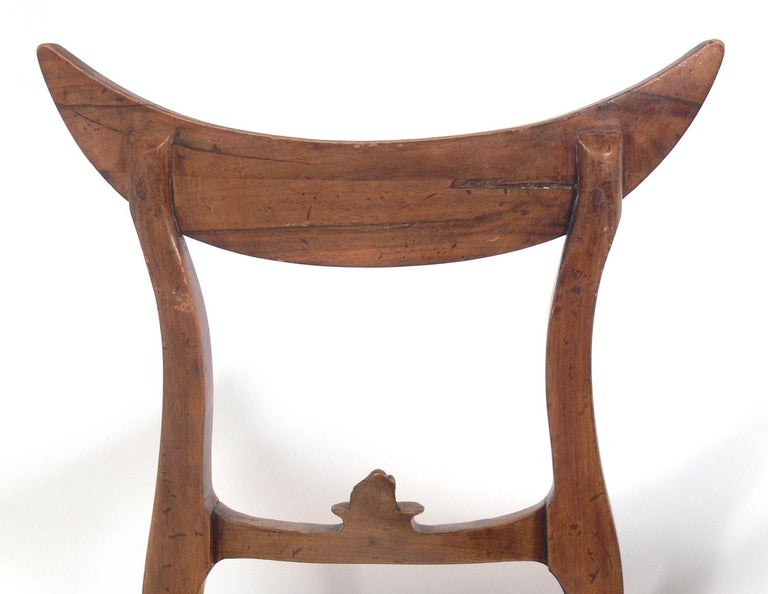 Samuel Marx Dining Chairs, Set of Four For Sale 2