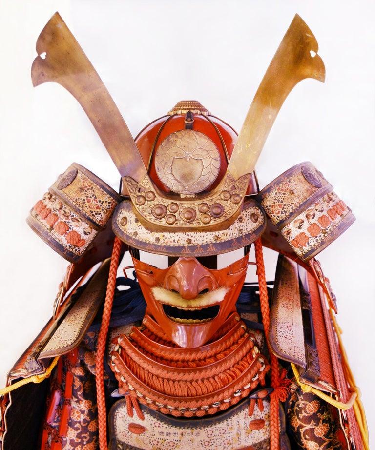 Samuraï Armor Ka-To Crest Dai-Myo Family For Sale 3