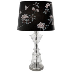 Samurai Table Lamp Limited Edition in Partnership with Misha Milano