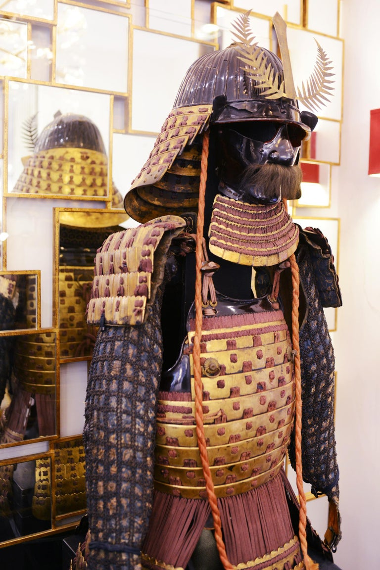 Samuraï Warrior Armor Mori-Kawa For Sale 5
