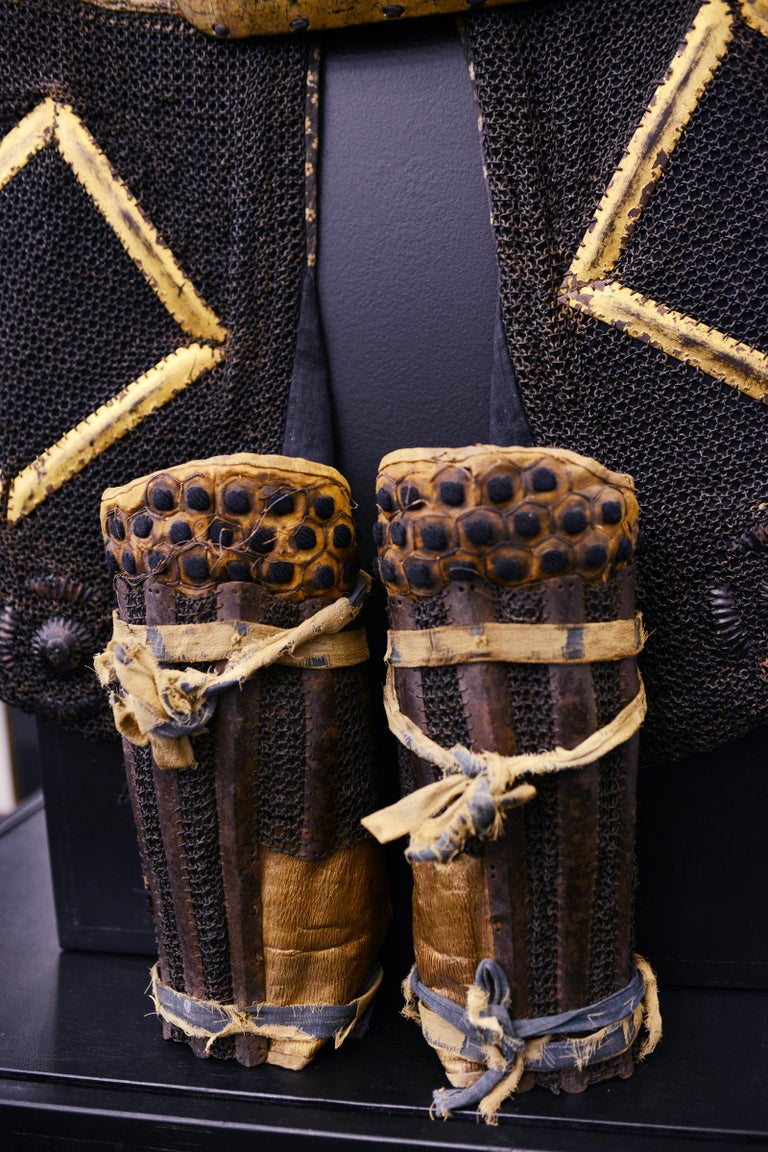 Samuraï Warrior Armor Mori-Kawa For Sale 12