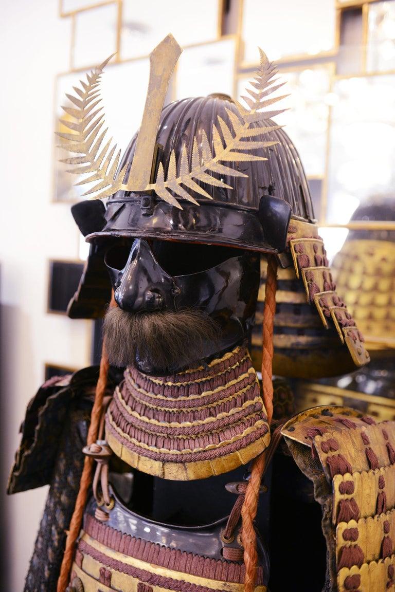 Samuraï Warrior Armor Mori-Kawa In Good Condition For Sale In Paris, FR