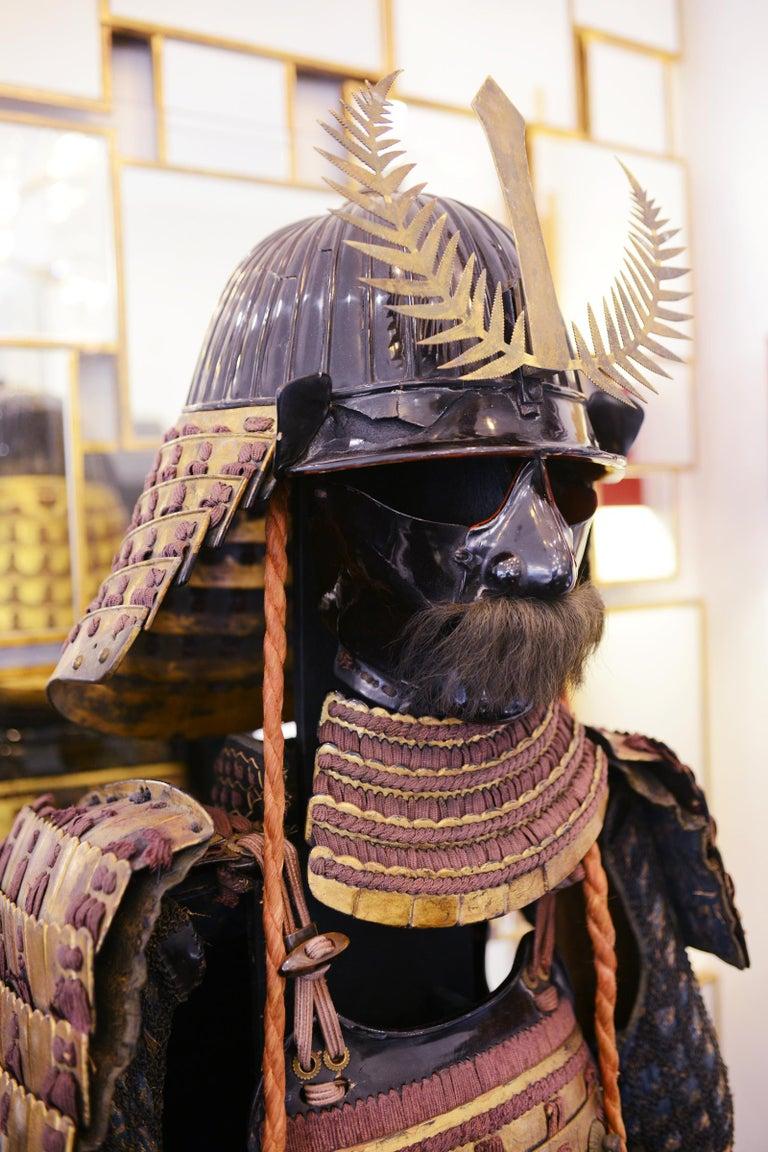 Samuraï Warrior Armor Mori-Kawa For Sale 1