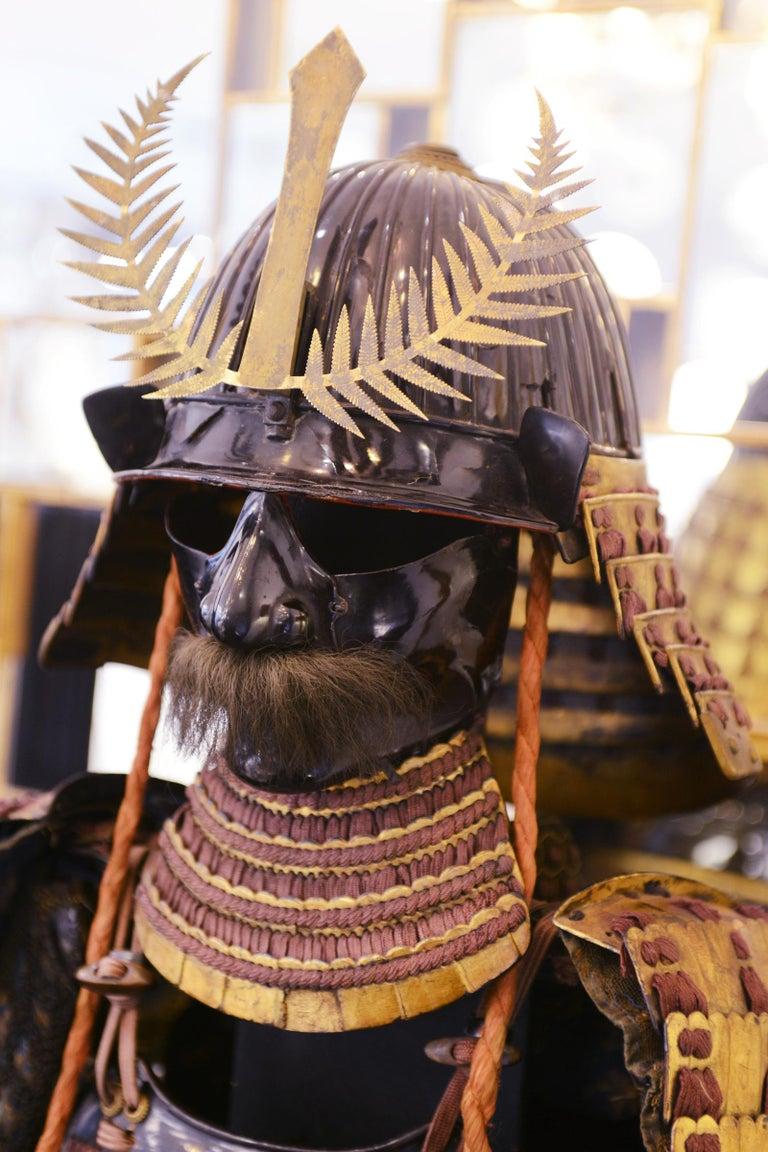 Samuraï Warrior Armor Mori-Kawa For Sale 2