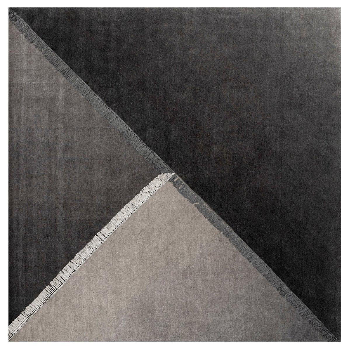 SAN D Square Rug by Studio HVN