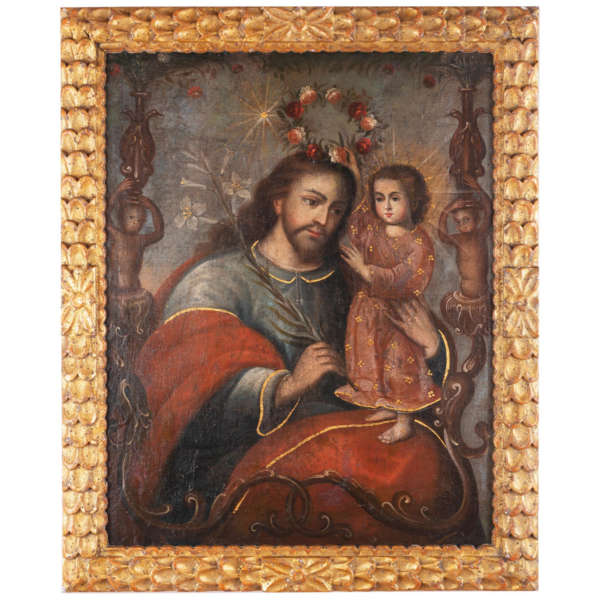 San José Con Niño