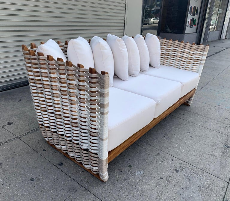 San Martin Outdoor Sofa For Sale 7
