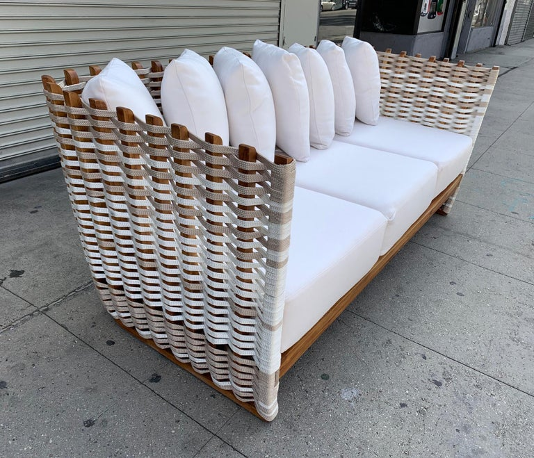 San Martin Outdoor Sofa For Sale 8