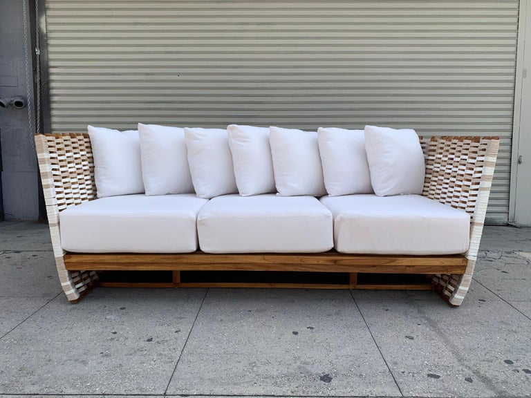 San Martin Outdoor Sofa For Sale 9