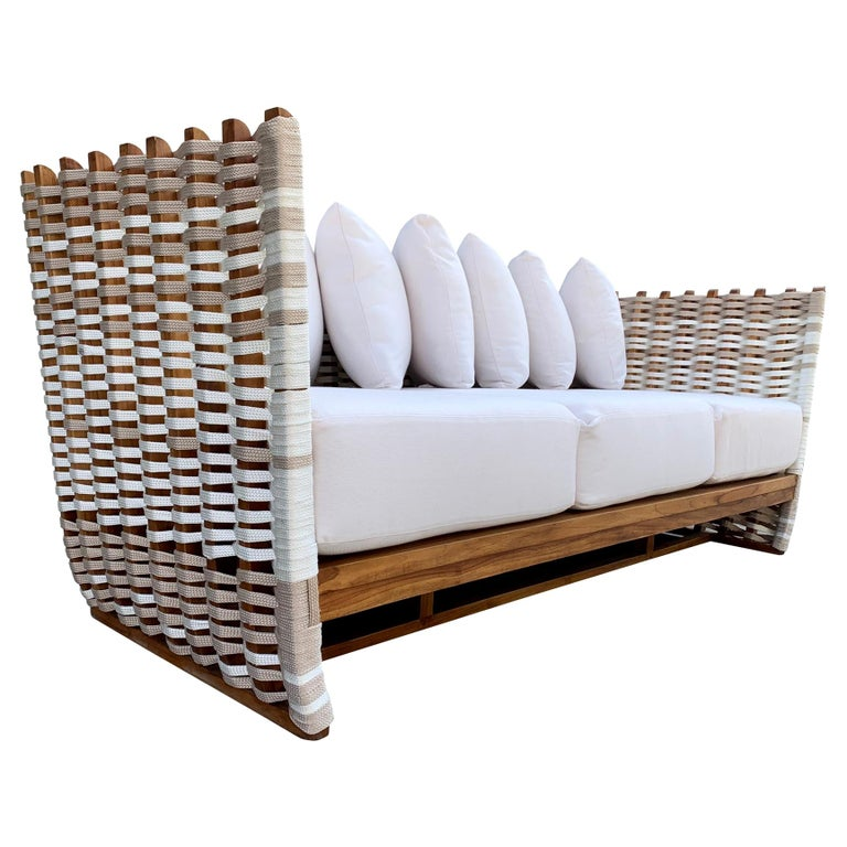 San Martin Outdoor Sofa For Sale