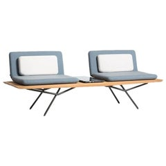 San, Outdoor Sofa by Lionel Doyen, 21st Century