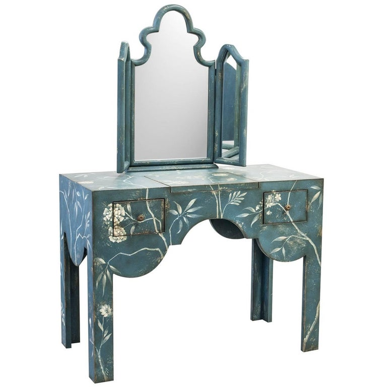San Samuele Blue Vanity For Sale