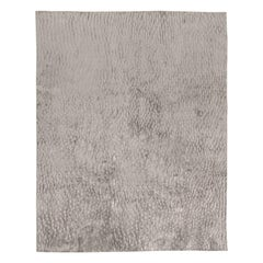 Sand Dunes in Gray Silk